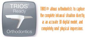 Digital Orthodontics is a TRIOS ready lab