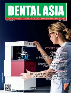 Mr Ari Sciacca was featured in Dental Asia journal